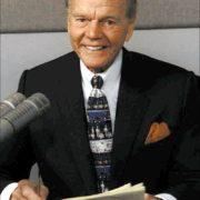 Paul Harvey radio personality