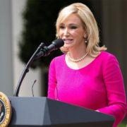 Paula White at the White House
