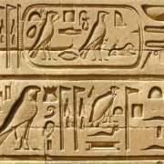 picture of heiroglyphs