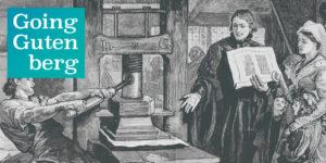 Gutenberg explains his printing press