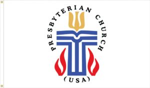 logo for the PCUSA