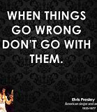 poster about when things go wrong