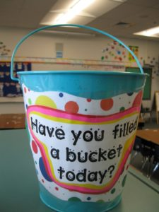 Putting things in your bucket