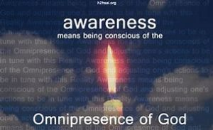 awareness of God