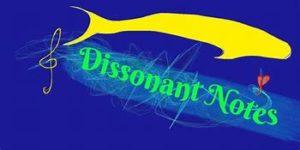 image of discordant notes
